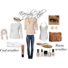 Stay at Home Mom Style, created by brandy-a-reed on Polyvore