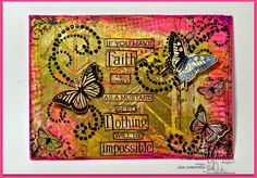 Stamps - Our Daily Bread Designs Butterfly and Bugs, Lord's Prayer Script, Belles Vignes, Trois Jolies Papillons, Seed Packet, ODBD Custom Dies: Trois Papillons, Butterfly and Bugs, ODBD Blushing Rose Paper Collection