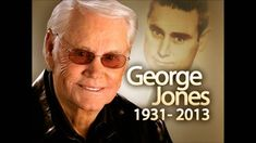 George Jones - Amazing Grace ~~~ A great talent. Best Country Singers, Country Music Stars, Grace Youtube, Peace In The Valley, George Jones, Song Playlist, Gospel Music, Greatest Songs, Christian Music