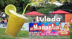 Lulada #DomiciliosPalmira #ADomicilioPalmira - #PaginasAmarillasColombia #Pmotion Banana Split, Yellow Pages, Palmyra, Salads, Banana Boat