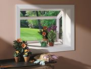 Garden Windows and Kitchen Garden Replacement Windows from Thermal Industries