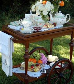 victorian era tea parties | Tea & Coffee – High & Low