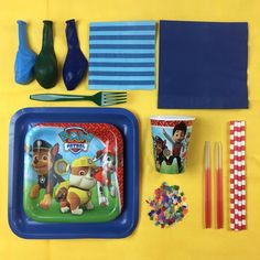PAW PATROL - THE PERFECT PARTY BOX