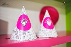 Little Big Company | The Blog: Shine Bright Like A Diamond Party by Rock Paper Scissors