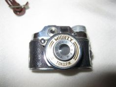 Miniature Mighty Camera from Occupied Japan by RueTrouve on Etsy, $50.00