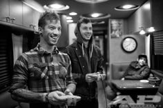 A Day In The Life Of twenty one pilots (Bonus Photos from AP 307)