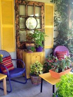 20 Awesome Bohemian Porch Décor Ideas
