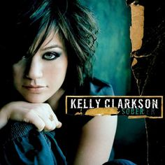 Carátula Frontal de Kelly Clarkson - Sober (Cd Single)