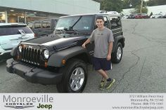 Happy Birthday to Bill Zamerilla from Rich Stevens and everyone at Monroeville Chrysler Jeep! #BDay