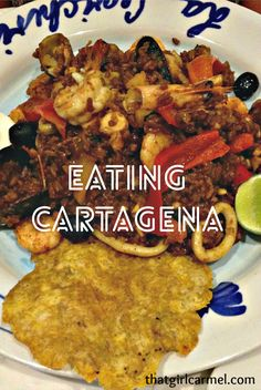 Restaurants to try within the walled city of Cartagena, Colombia
