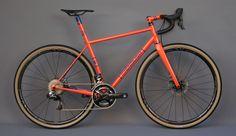 Augusto's gravel bike | English Cycles