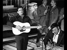 Johnny Cash and Crew - Closing Medley From San Quentin