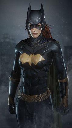 Batgirl: A Matter Of Family (2015) Rocksteady Studios