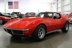 1972 Chevrolet Corvette Coupe Maintenance/restoration of old/vintage vehicles: the material for new cogs/casters/gears/pads could be cast polyamide which I (Cast polyamide) can produce. My contact: tatjana.alic@windowslive.com