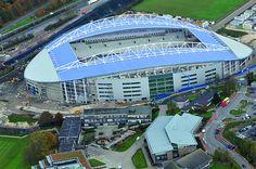 The Amex Stadium in Falmer, Brighton. Home of Brighton & Hove Albion FC
