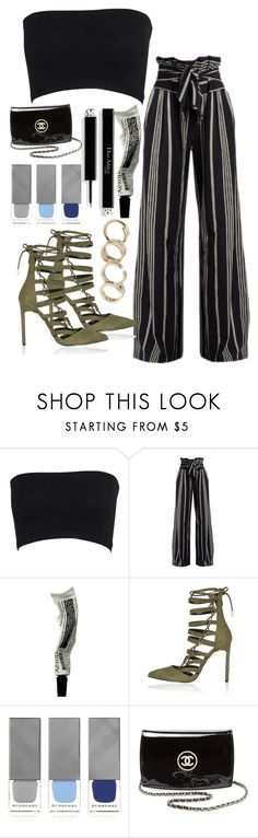 """Untitled #2603"" by sam-laurent ❤ liked on Polyvore featuring ace & jig, Aesop, River Island, Burberry, Chanel and Jil Sander"