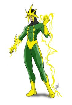 Electro by Mike Mahle