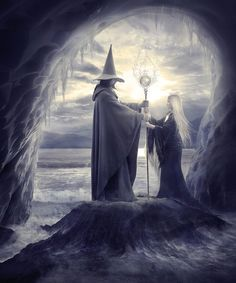 Merlin the Wizard  Dragon Keepers  http://www.brucegoldwell.com