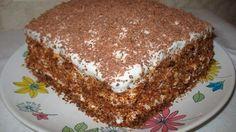 ТОРТ «МЕЧТА ЖИЗНИ» за 10 минут! Ну, очень вкусный торт! Готовится легко и быстро!!! Съедается …