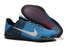 http://www.okadidas.com/nike-kobe-11-unvieled-gym-bluewhite-basketball-shoes-for-sale.html NIKE KOBE 11 UNVIELED GYM BLUE-WHITE BASKETBALL SHOES FOR SALE DISCOUNT 235814 Only $99.00 , Free Shipping!