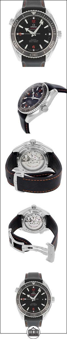 Omega Seamaster Planet Ocean 232.32.46.21.01.005Acero Inoxidable automático reloj para hombre  ✿ Relojes para hombre - (Lujo) ✿