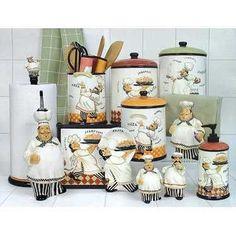 Examples of the Best Fat Chef Kitchen Decor Bistro Kitchen Decor, Fat Chef Kitchen Decor, Kitchen Decor Sets, Kitchen Themes, Kitchen Ideas, Kitchen Designs Photos, Kitchen Images, Kitchen Modern, Kitchen Art
