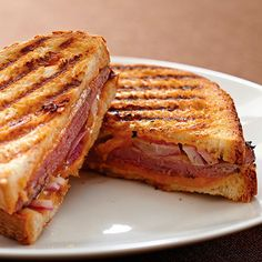 Barbecue+Beef+Panini+Sandwiches+-+The+Pampered+Chef® add corn relish topping