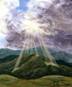"""Let the Sun Shine"" by Tracey McCracken Palmer of Bonnieblink Studio"