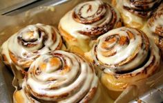 Shop for Katz Gluten-free Chocolate Buns Pack). Get free delivery On EVERYTHING* Overstock - Your Online Gourmet Foods Shop! Kolachi Recipe, Chef Recipes, Cooking Recipes, Pecan Recipes, Fast Recipes, Salad Recipes, Cinnabon Recipe, Cinnabon Rolls, Keto Cinnamon Rolls