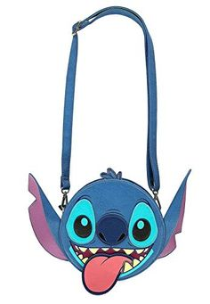Every day is an adventure with Stitch at your side! Whether you're running errands or heading to the Disney Park, this faux leather crossbody by Loungefly makes it extraordinary. Cute Stitch, Lilo And Stitch, Disney Stitch, Disney Outfits, Disney Fashion, Disney Shoes, Disney Clothes, Disney Style, Leather Crossbody Bag