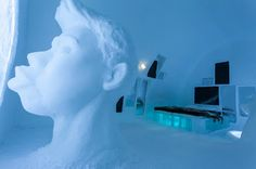 Are these ICEHOTEL's most impressive suite designs ever?