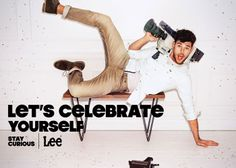 Check out Lee jeans, shirts, jackets, accessories collection for men.