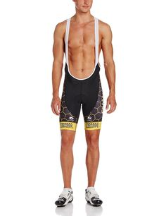 Honeystinger Men's Cycling Bib Shorts ** Click image to review more details.