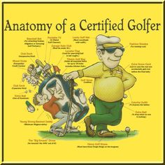 Check this out! #golf #lorisgolfshoppe | Golf Infographics | Pinterest