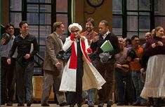 La Sonnambula de #Bellini. #MET Opera House #NY