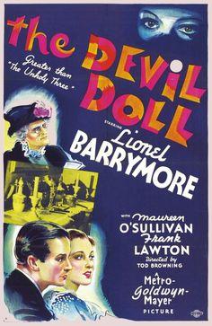 Home Wall Print PHANTOM OF THE OPERA 1962 A4,A3,A2,A1 Vintage Movie Poster
