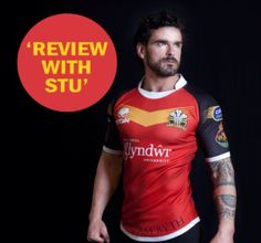 Official Stuart Reardon - North Wales Crusaders - www.stuartreardon.co.uk - English Rugby Player & Model - Managed by Ellie of info@LoveNBooks.com