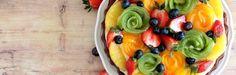 Ricette torte facili e veloci Torte Cake, Fett, Paella, Fruit Salad, Sushi, Watermelon, Pancakes, Appetizers, Ethnic Recipes