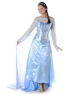 Schneekönigin Märchenkostüm für Damen hellblau-weiss , günstige Faschings  Kostüme bei Karneval Megastore, der größte Karneval und Faschings Kostüm- und Partyartikel Online Shop Europas!