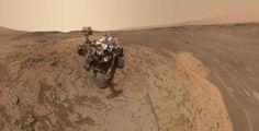 El «Curiosity» cumple tres años en Marte