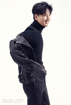 Kim Nam Gil - High Cut Magazine vol. 209