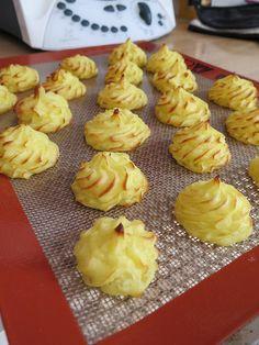 Les Pommes Duchesse maison, encore meilleures que les surgelées ! pommes de terre accompagnements