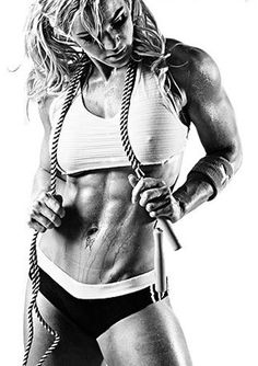 Michele Levesque Sports And Fitness Model