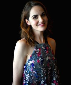 Michelle Dockery's New Role Sounds Badass