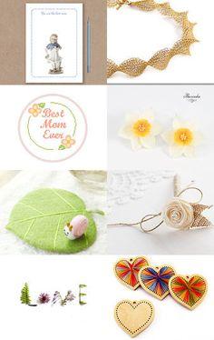 Happy Mother's day by Monica Moscovich on Etsy--Pinned with TreasuryPin.com