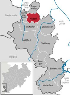 Alsdorf, Deutschland!! My new city.