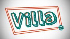 Villa by Jake Luedecke on Creative Market