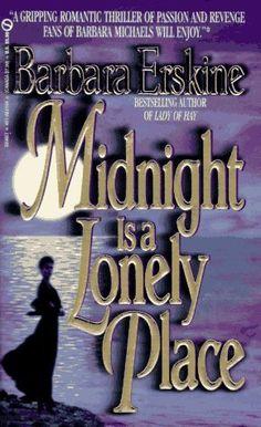Midnight Is A Lonely Place by Barbara Erskine, http://www.amazon.ca/dp/0451181948/ref=cm_sw_r_pi_dp_Ntv8sb10PCWTJ