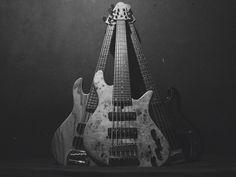 G&L L2000 , Fender precision , bass boutique