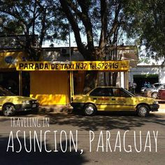 Paraguay Travel Tips l Traveling in Asuncion, Paraguay Blog Post l @tbproject